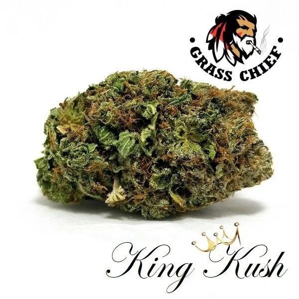 King Kush Grass Chief 2