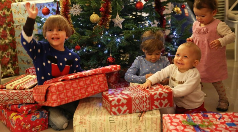 childrens christmas vouchers