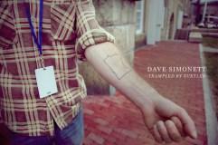 Best Tattoos of 2012 Newport Folk Fest