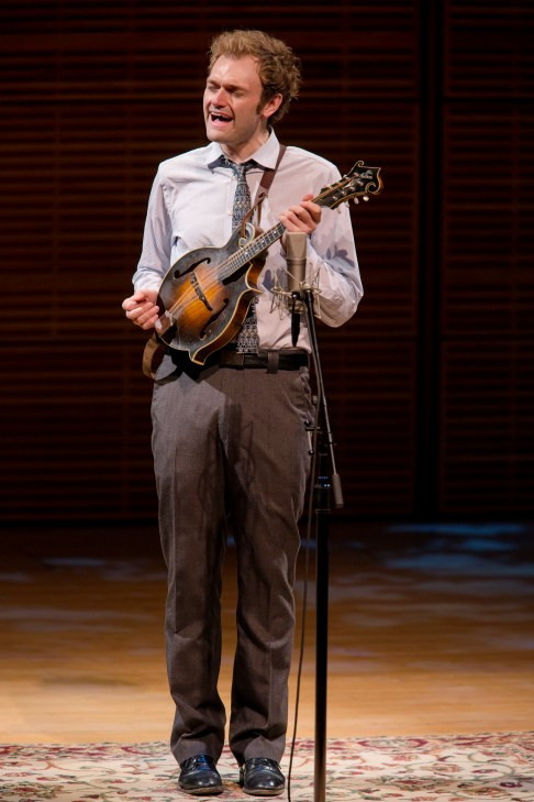 Chris Thile - Photo by Jennifer Taylor