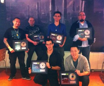 Mass Effect 3 Gold Montreal 2012