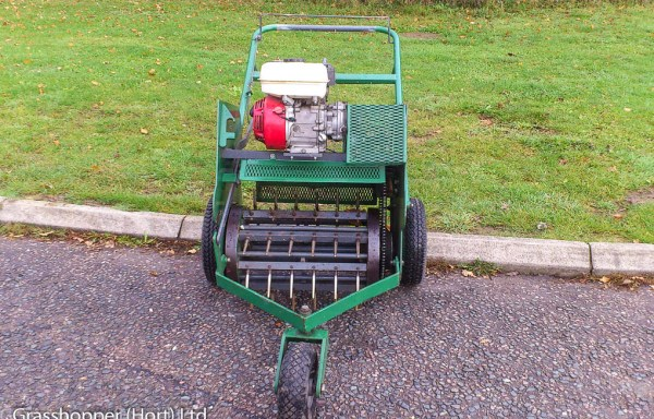 Used Turf Aerators