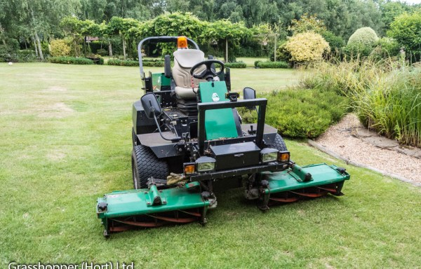 Used Triple Mowers