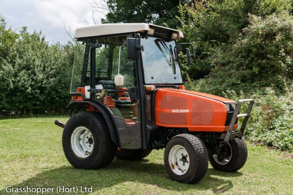 Used Goldoni DT26 Tractor