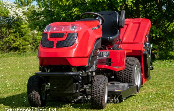 Used Machinery Stock | Grasshopper (Horticultural) Ltd