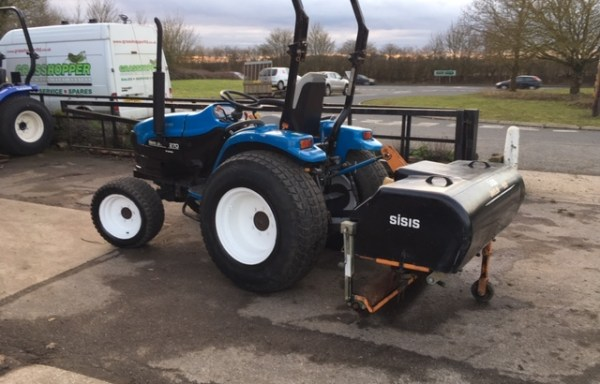 Used New Holland TC 27
