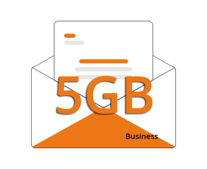 Casella Email Business 5gb