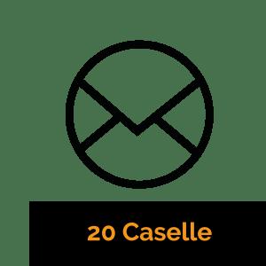 Antispam Sophos 20 caselle