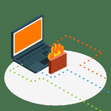 Firewall protezione