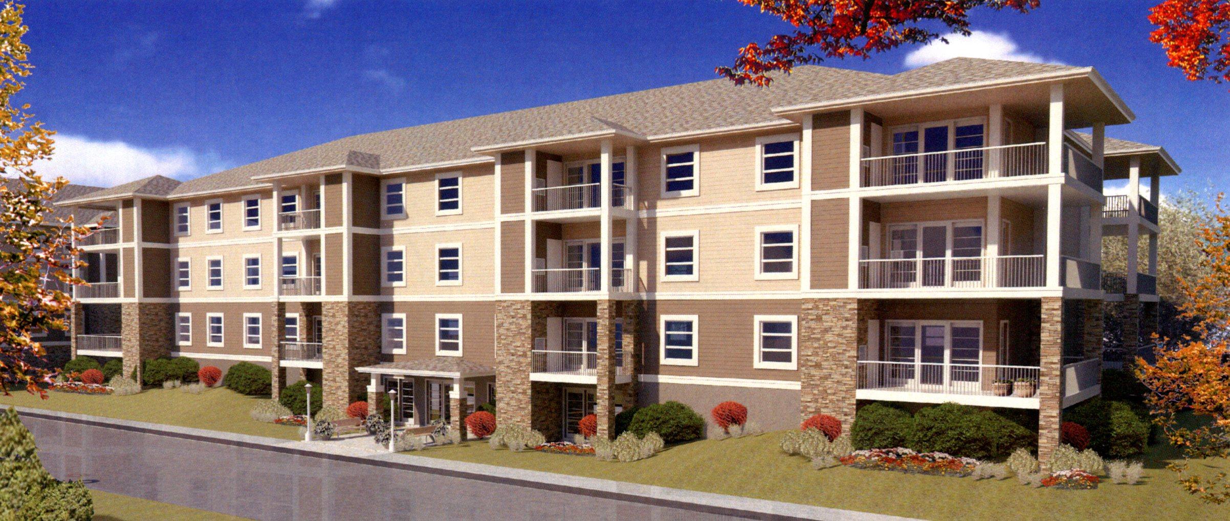 Tenants of condo building now looking at floor plans for Condominium building plans