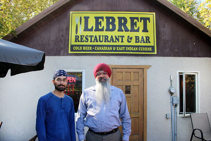 Lebret Restaurant offers East Indian selections