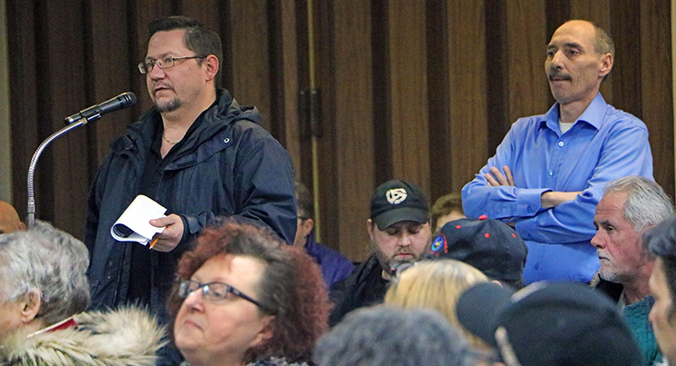 Residents clear the air  at Fort cannabis forum