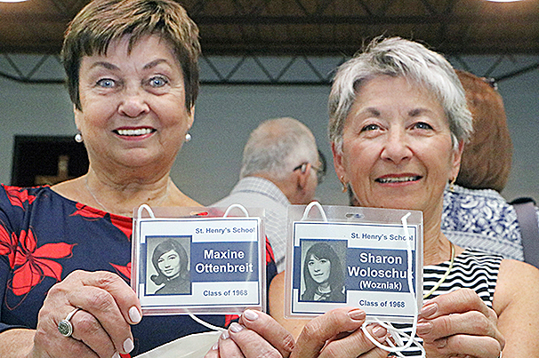 Grad class of 1968 reunites after 50 years