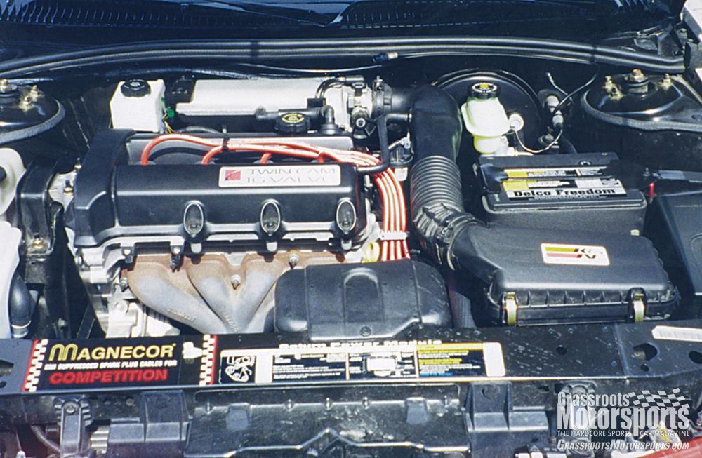1997 Saturn Sl2 Rear Suspension