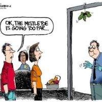 A Merry Christmas at American Airports?