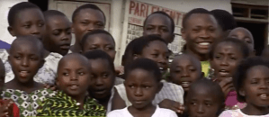 DR Congo, Child Parliament (part 1 of 3)