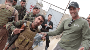 Kurdish Forces Face ISIS in Iraq