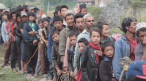 Rural Nepali Villages Get Relief