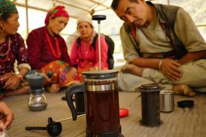 Nepal Coffee Trekking