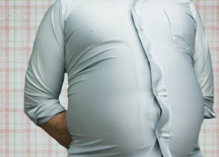 толстяк фото