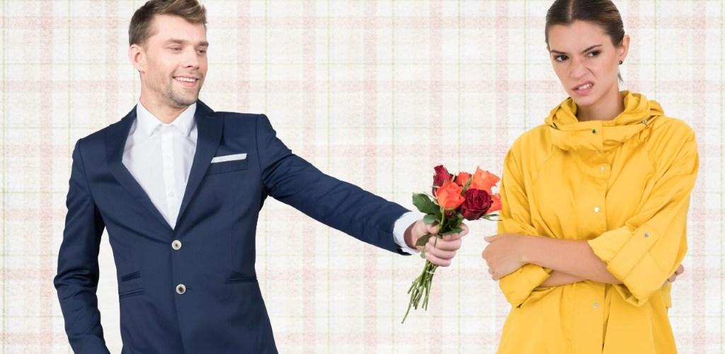 должен ли мужчина дарить цветы