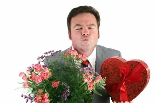 идеальный муж поздравляет с 8 марта