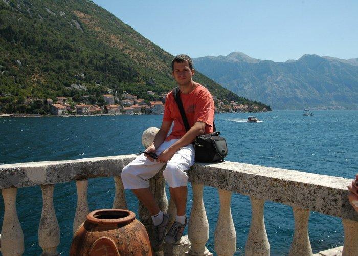 бока которска черногория