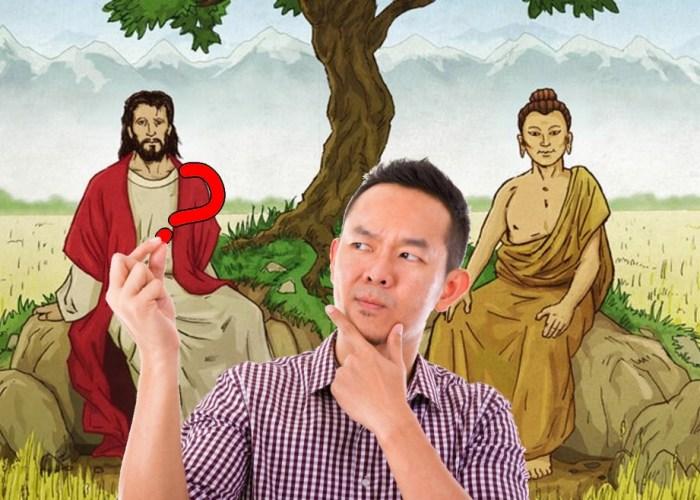 буддизм vs христианство