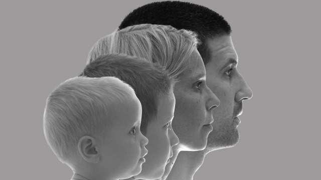 глава семьи мужчина