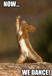 Now We Dance