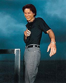 Kaga Takeshi as himself