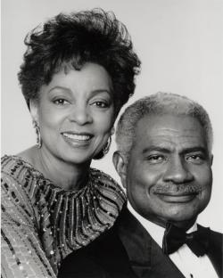 Ossie Davis and Ruby Dee, by all accounts, were happily married since December, 1948.