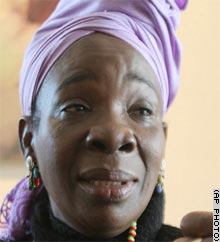 Rita Marley wants to see her hubby home in Zion -- doesn't mean it is going to happen any time soon.