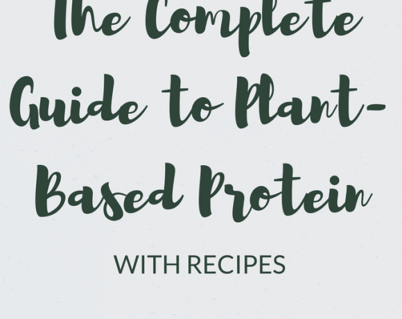 A plant-based registered dietitian shares everything you need to know about getting enough protein on a vegetarian diet. Recipe ideas included!
