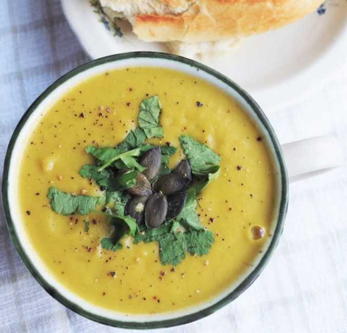 Winter Produce Guide from The Grateful Grazer. 50+ seasonal, plant-based recipes.