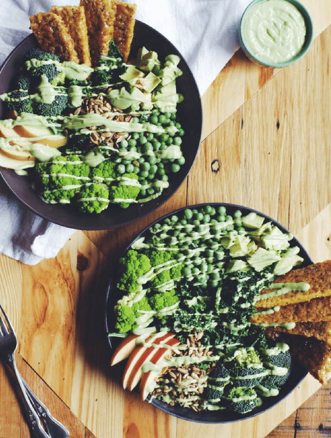 41 Vegan Salads that will Actually Fill You Up