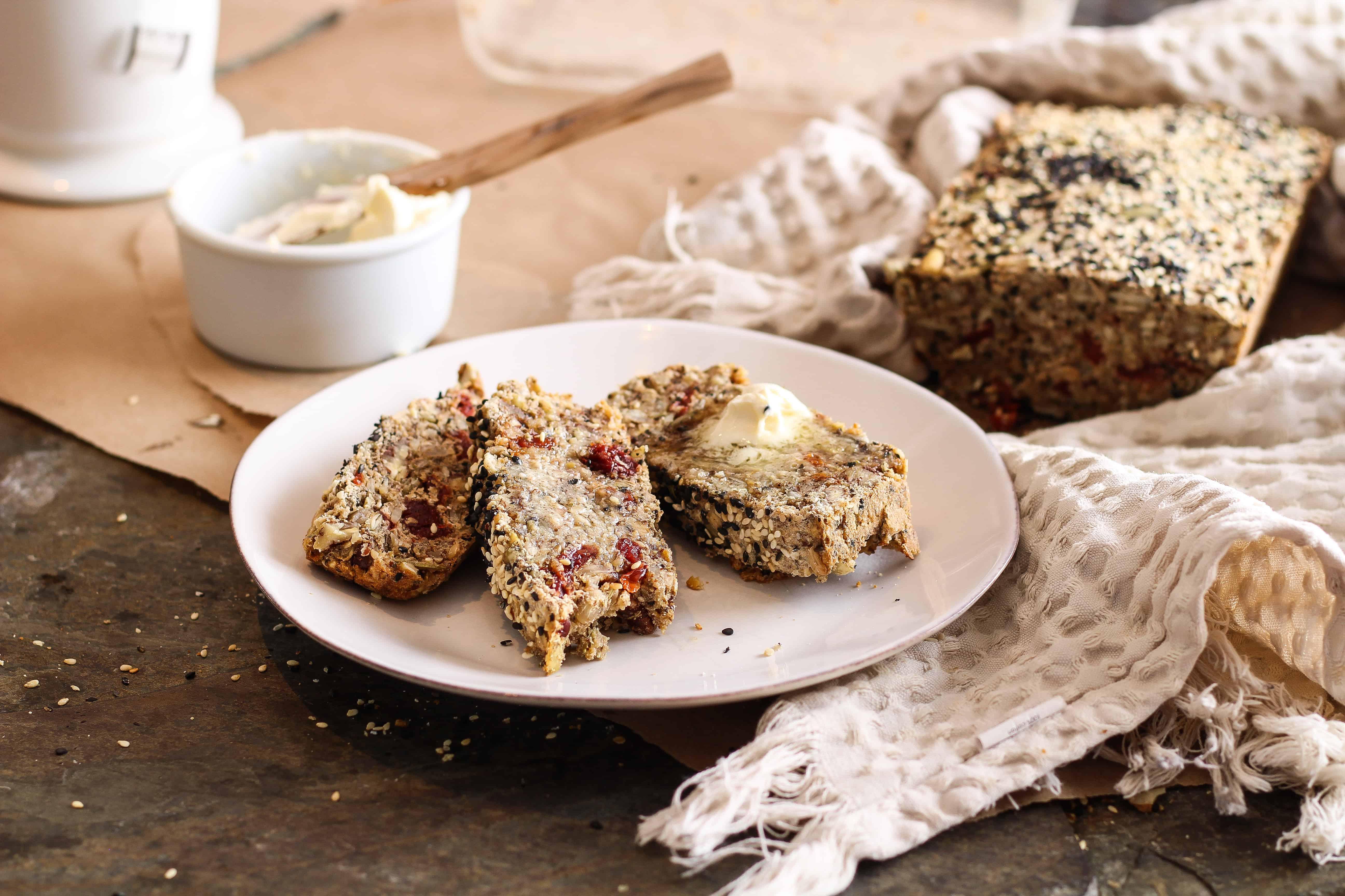 recipe: sesame seed bread recipe [32]