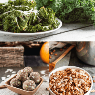 Are you trying to include more healthy, plant-based snacks in your lifestyle this year? Here are 25 healthy and delicious recipe ideas for healthy snacking!
