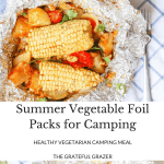 Looking for more delicious recipes packed with fiber and plant-based protein? Sign up for the Half-Cup Habit challenge! What's your favorite summer camping meal?