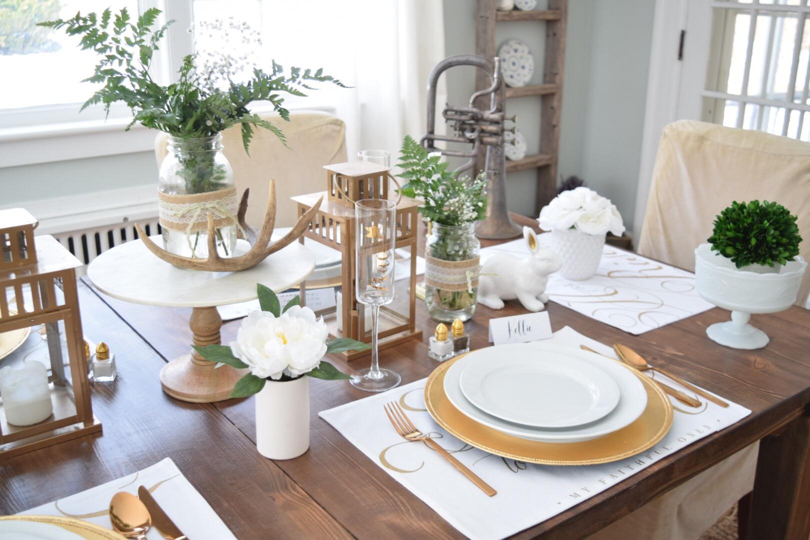 Elegant-easter-table-from-door