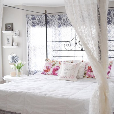 May Flowers Home and Garden Tour-Master Bedroom