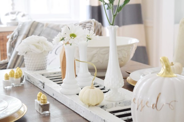 Fall Home Tour-Dining Room