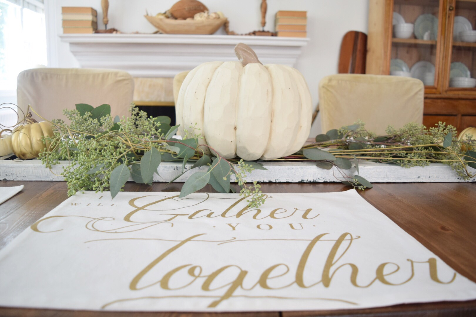 Beautiful Thanksgiving Placemats for Your Table - Gratefully Vintage