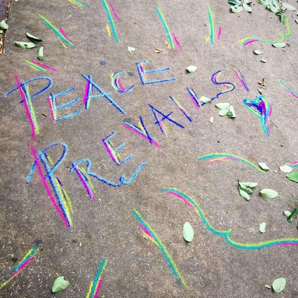 Peace Prevails