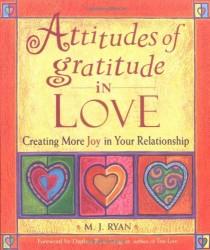 Attitudes of Gratitude book cover