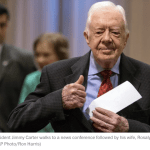 Jimmy Carter, Facing Cancer with Grace (and Gratefulness)