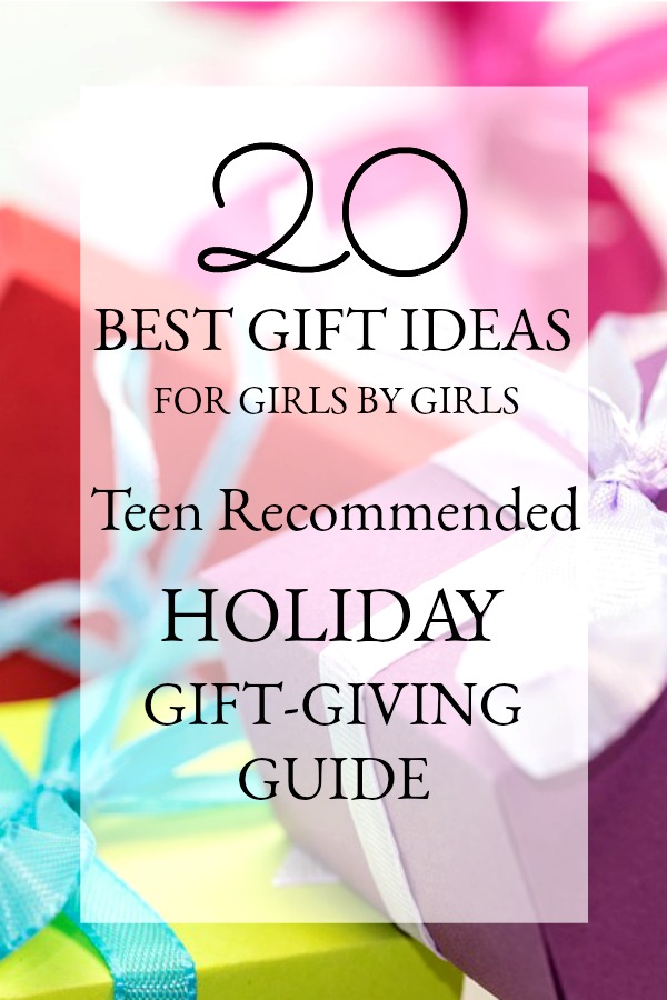 Ultimate Holiday Gift Guide For Teen Girls Grateful Prayer Thankful Heart