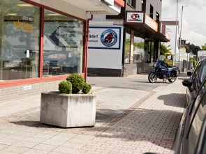 Einfahrt Werkstatt Gratenau BMW K75