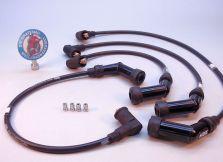 Zündkabelsatz für die BMW K100, den Satz für die K100RS 16V und die K1100 fertigen und liefern wir auch.