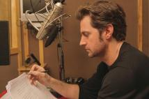 "2014 Narrating for ""Hamlet"" audiobook"